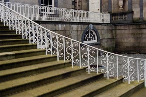 Castletown Cox. Front Step