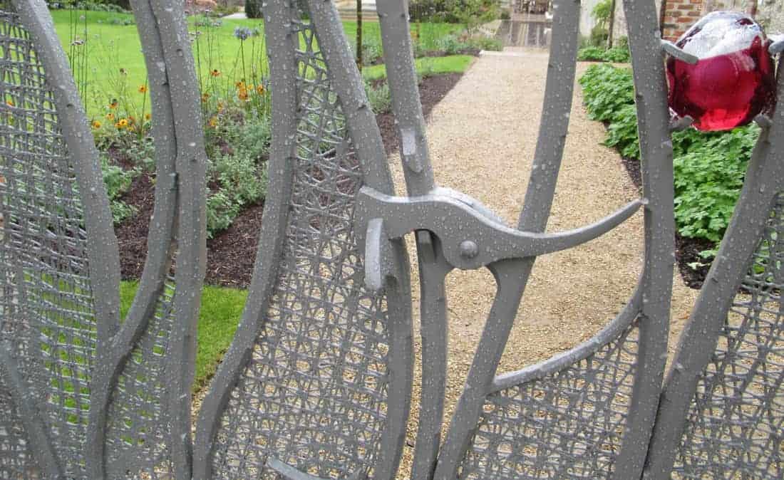 Hot Garden Gates